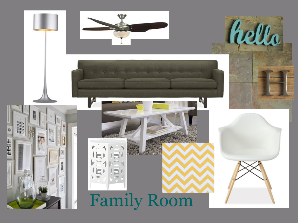 Family Room Mood Board Part 85