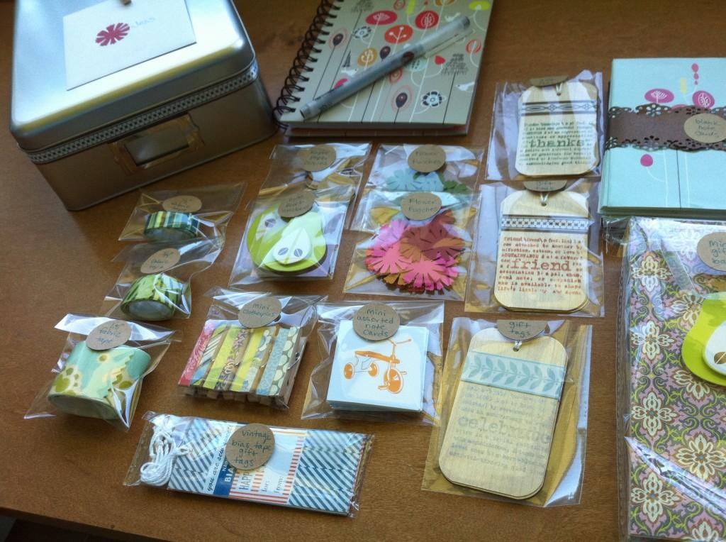 Gift Giving Stationary Kit