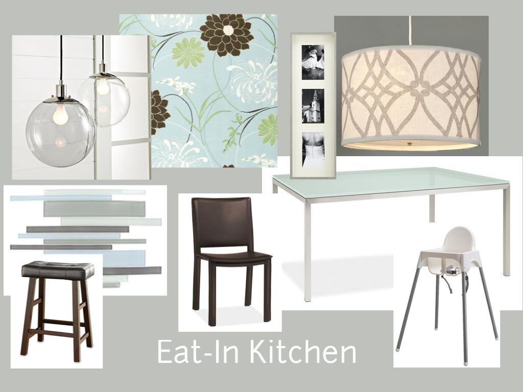 eat in kitchen mood board eat in kitchen table Trio