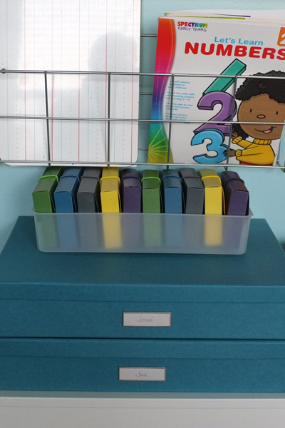 Flash Card Organizer