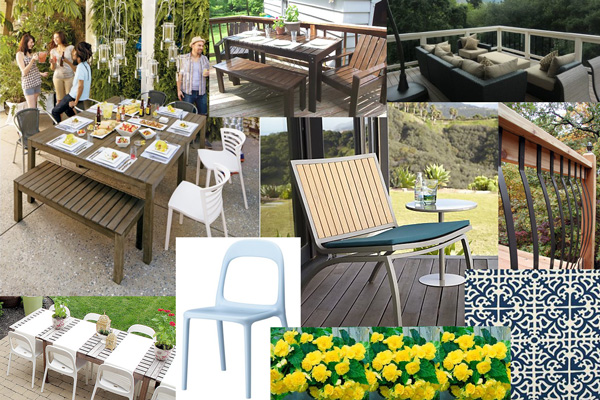 Deck Inspiration Board
