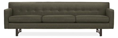 Andre Sofa in Pewter