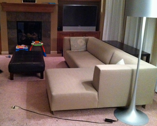 Try Rearranging Furniture Before Buying New