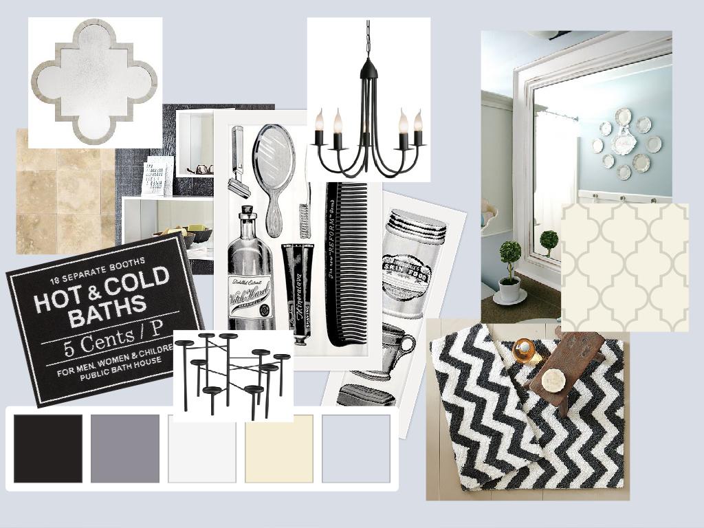 Ikea Bedroom Makeover Master Bathroom Mood Board