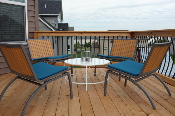 Deck Lounge Seating