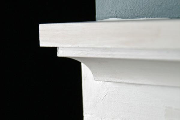 board and batten trim profile