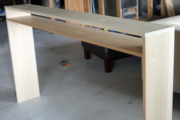Console Table Bookshelf Tutorial School Of Decorating By