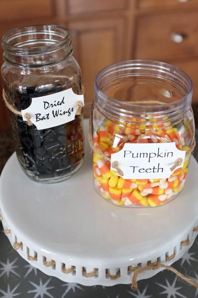 Halloween Creepy Candy