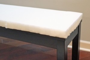 bench cushion foam