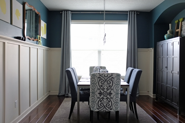 Teal Dining Rooms