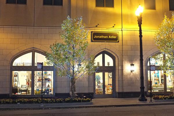 Jonathan Adler Chicago Storefront