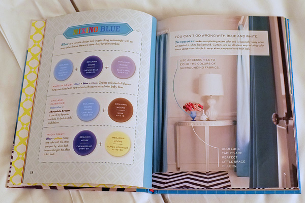 Jonathan Adler Happy Chic Colors Book