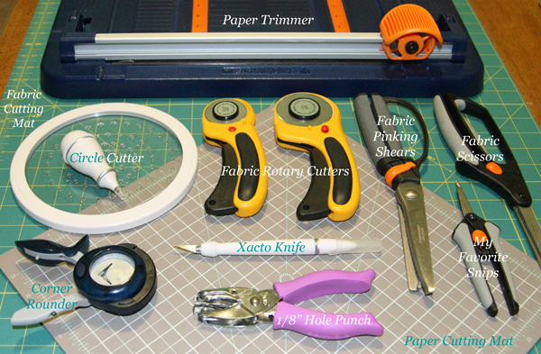 Craft Cutting Tools