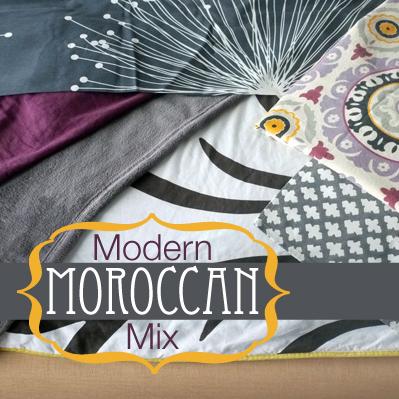 Modern Moroccan Fabrics