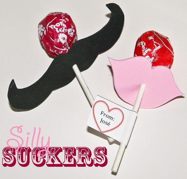 Silly Sucker Valentines