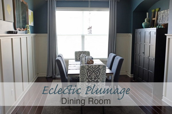 Dining Room {Home Tour}