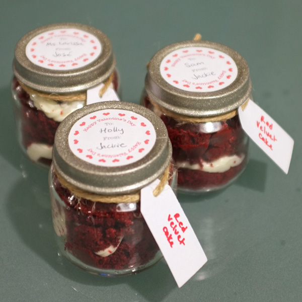 Red Velvet Sheet Cake With Cake Mix