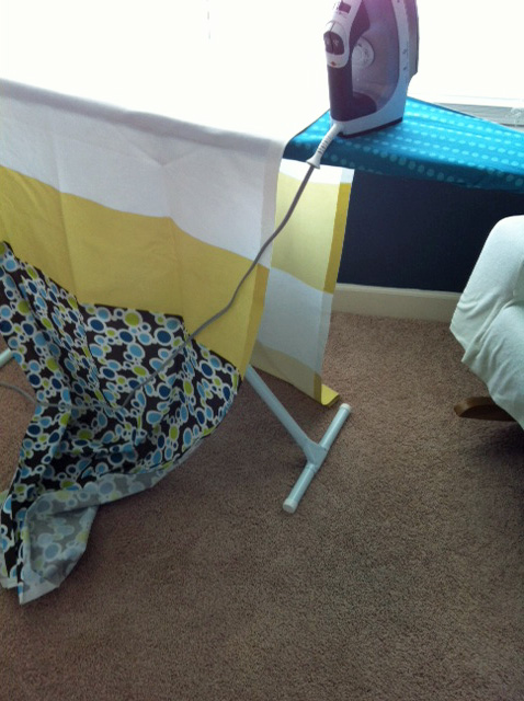 How to Iron Curtains