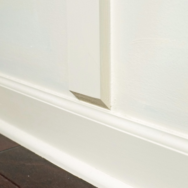How To Install Board And Batten Without Removing Baseboards
