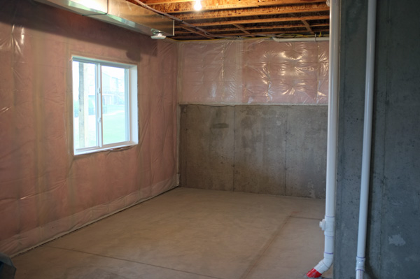 Basement project approach and costs for Cost to build a bar in basement