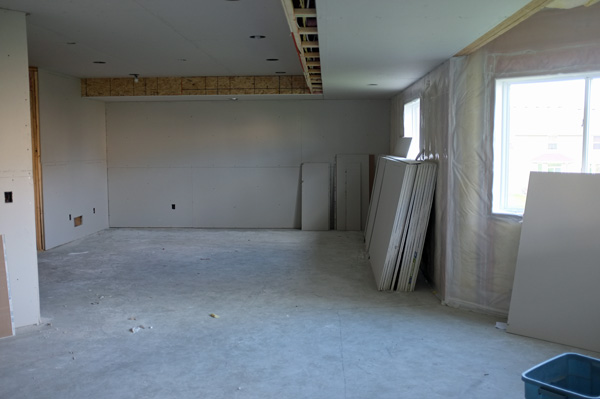 Basement Drywall - Drywall for basement