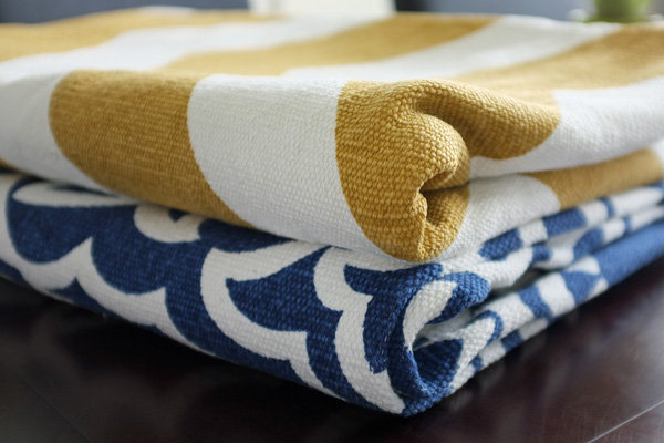 Home Goods Cotton Rugs