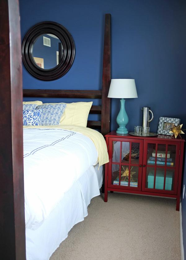 Modern Americana bedroom
