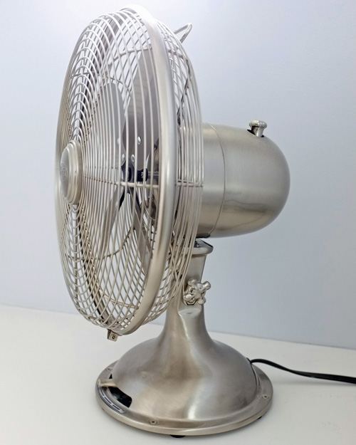 Retro Style Hunter Fan