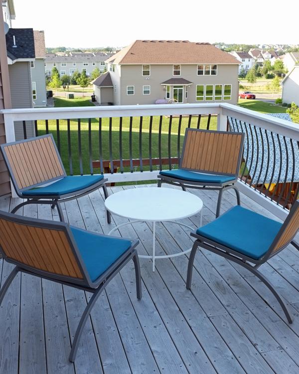 Deck Lounge seating