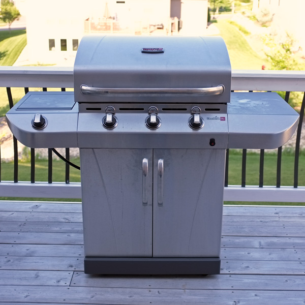 TRU-Infrared grill