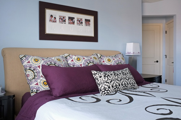 Modern Moroccan Master Bedroom