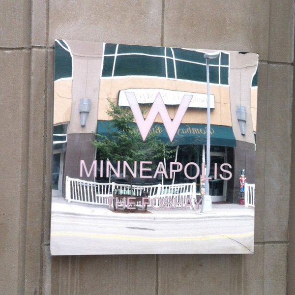 W Minneapolis