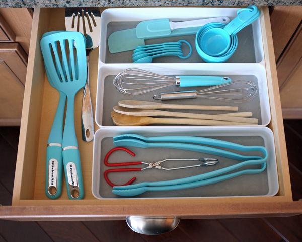 Rearranging Kitchen Drawers to Improve Flow