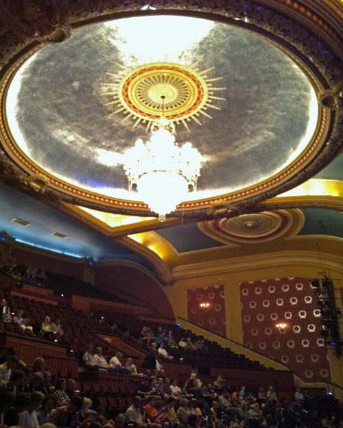 Orpheum Theater Chandelier