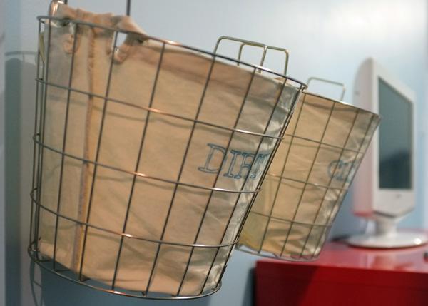 Gym Towel Baskets