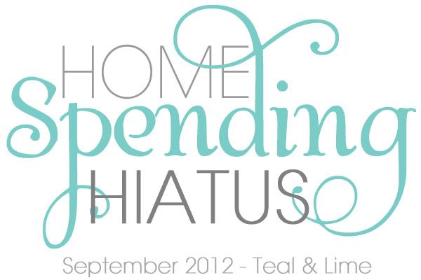 Home spending hiatus