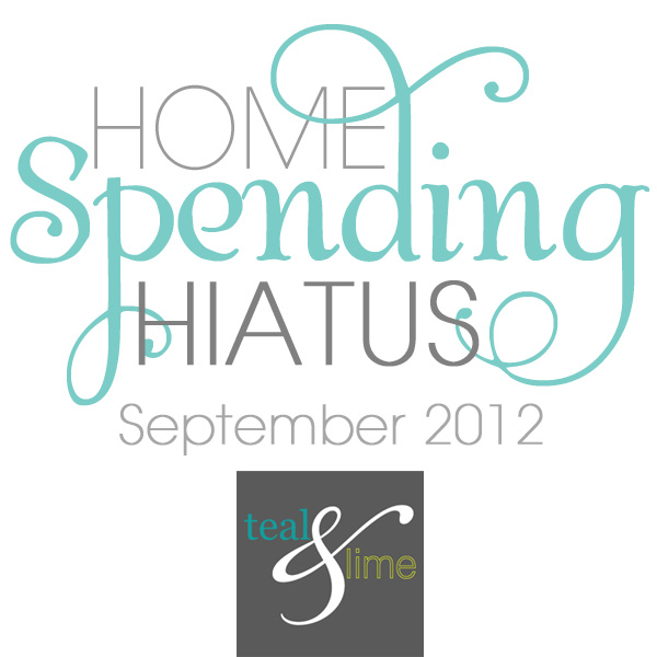 Home Spending Hiatus