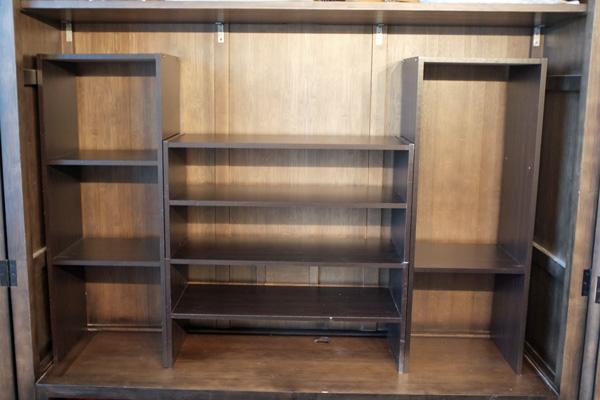 Closet Maid Shelves