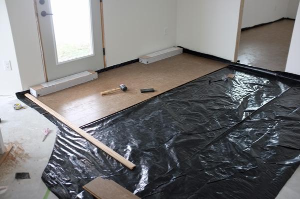 2012 home goals recap for Is cork flooring good for basements