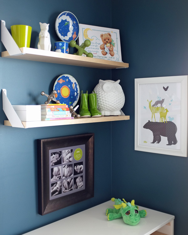 Nursery Shelves School Of Decorating - Wall bookshelves for nursery