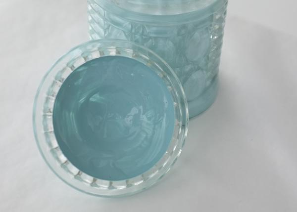 glasscanistersbackpaintedglass