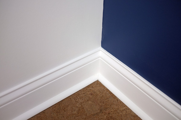 Painting Walls Or Baseboards First