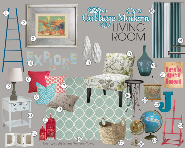 Attirant PageLines  Cottagemodernliving. PlayfulNatureFamilyRoom
