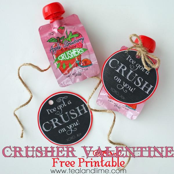 Crush On You Valentine