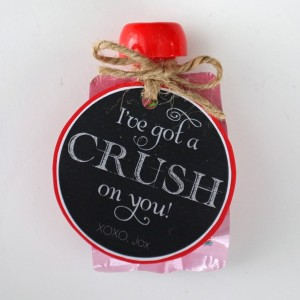 Crush On You Valentine