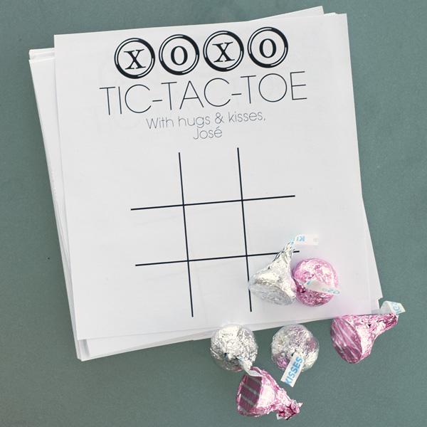 XOXO Tic-Tac-Toe