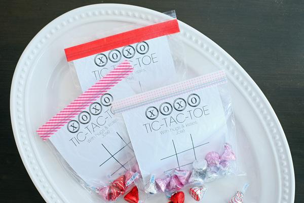 Valentine's Tic Tac Toe
