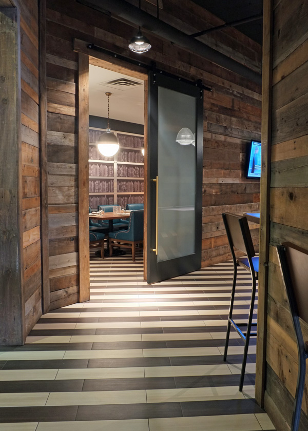 Inside Hotel Room Door: Be Inspired: Beacon Public House