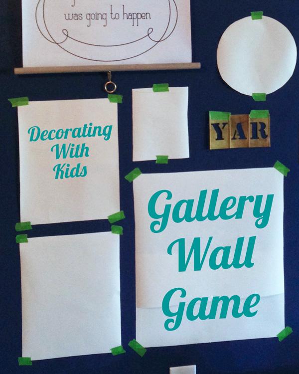 gallerywallgame