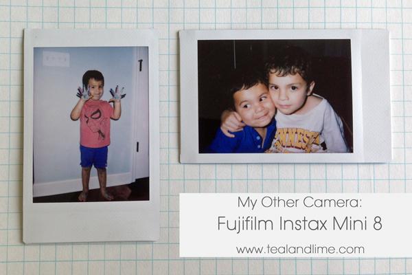 Instax Mini 8 Camera Instant Pictures